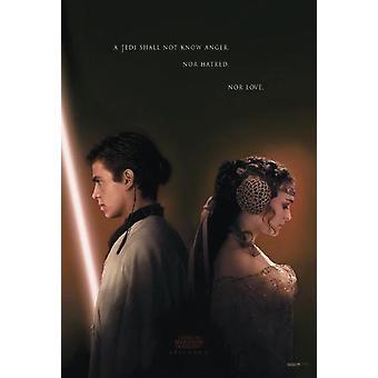 Star Wars Episode II poster teasers