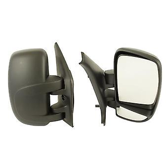 Rechter zijspiegel van de bestuurder (manueel) voor Renault MASTER Mk2 van 2003-2010