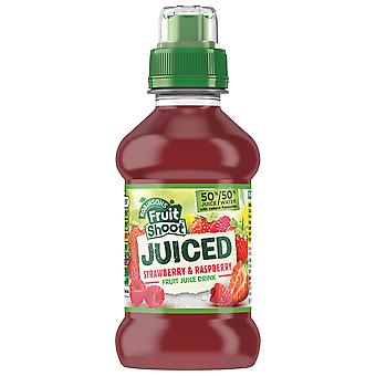 Robinsons Strawberry & Raspberry Fruit Shoot Juiced