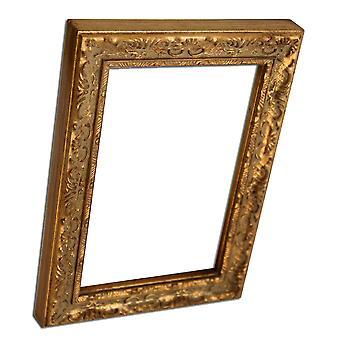 10x15 cm or 4x6 inch, gold Frame