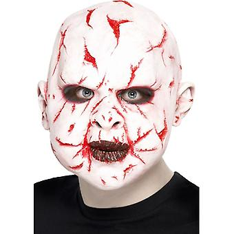 Scarface Mask, Latex Overhead Mask