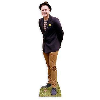 Olly Murs Lifesize karton gestanst / Standee / Standup