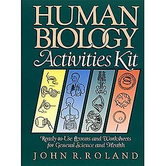 Humanbiologie Aktivitäten Kit: Ready-to-Use Unterricht und Arbeitsblätter für allgemeine Wissenschaft und Gesundheit