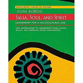 Salsa, själ och ande: ledarskap för en mångkulturell ålder