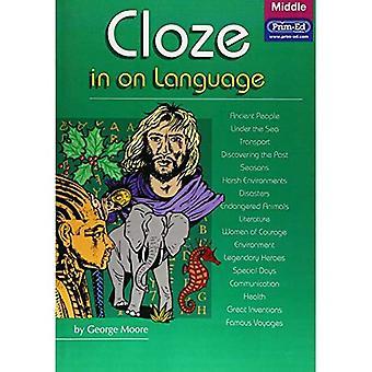Cloze en langue: moyen