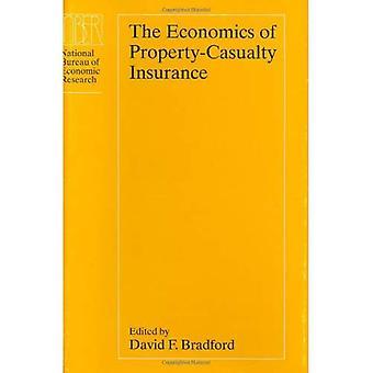 Økonomien i eiendom-havari forsikring (National Bureau of Economic Research Project-rapporter)