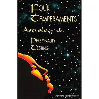 Vier Temperamente, Astrologie und Persönlichkeit testen