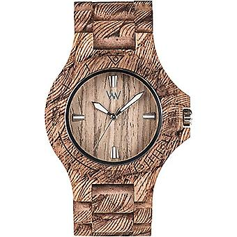 WEWOOD wooden strap Analog quartz ladies ' WW34004