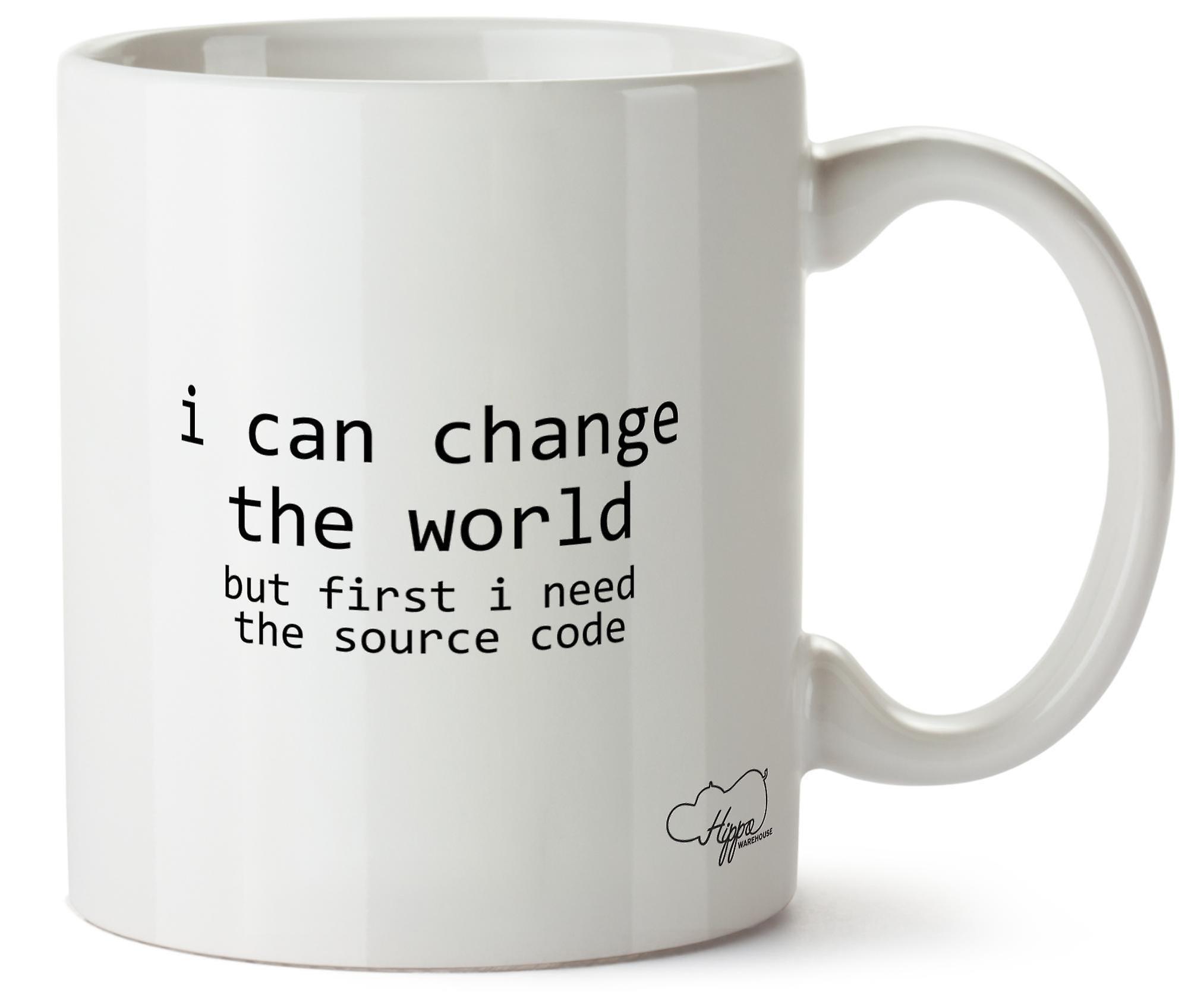 Hippowarehouse может изменить мир, но сначала мне нужно исходного кода печатных кружка Кубок керамические 10oz
