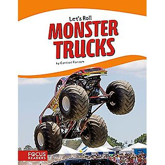 Let's Roll - Monster Trucks by Candice Ransom - 9781635170474 Book
