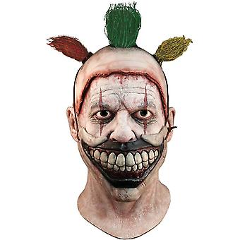 Twisty The Clown Mask Complete For Adults