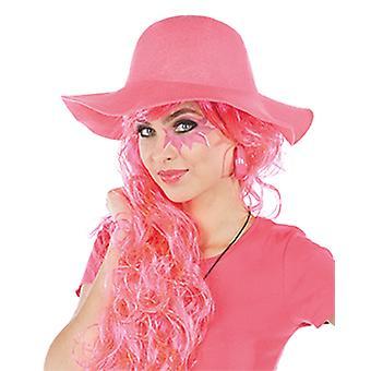 Hippy Hat neon-pink