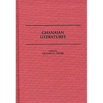 Ghanaian Literatures by Priebe & Richard