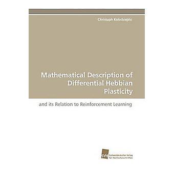 Matematisk beskrivning av differentiell Hebbs plasticitet av Kolodziejski & Christoph