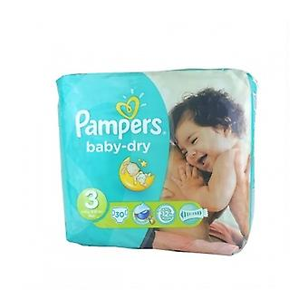 Pampers Baby Dry Midi Size 3 30