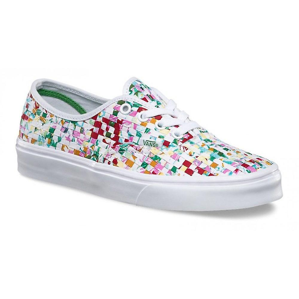 Vans Authentic DX Wov VN0A38ESMSM universal all year women shoes vPUpy