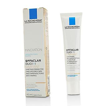 La Roche Posay Effaclar Duo (+) Unifiant Unifying Corrective Unclogging Care Anti-imperfections Anti-marks - Light - 40ml/1.35oz