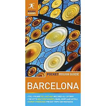 Pocket Rough Guide Barcelona by Rough Guides - 9780241270431 Book