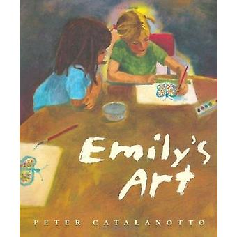 Emily's Art by Catalanotto - Peter - 9780689838316 Book