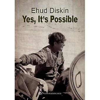 Yes - it's Possible by Ehud Diskin - 9789652296566 Book