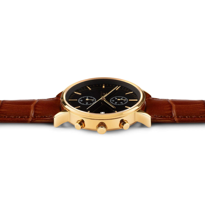Carlheim | Wristwatches | Chronograph | Bogø | Scandinavian design