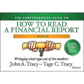 Omfattande Guide på hur man läser en finansiell rapport: vrider vitala tecken ur på nummer + webbplats
