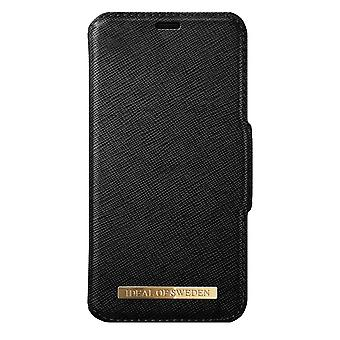 iDeal de Suecia Samsung Galaxy S10 + Cartera de Moda-Negro