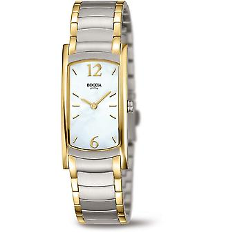 Boccia Titanium 3293-02 naisten Watch