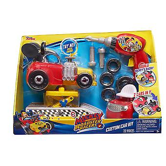 Mickey & The Roadster Racers Custom Car Kit Children Toy Fun Play