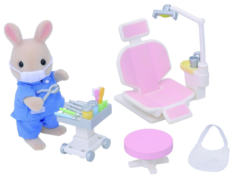 أسر سيلفانيان البلد تعيين طبيب الأسنان