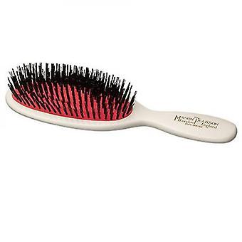 Mason Pearson Pure Bristle Pocket Brush B4-White