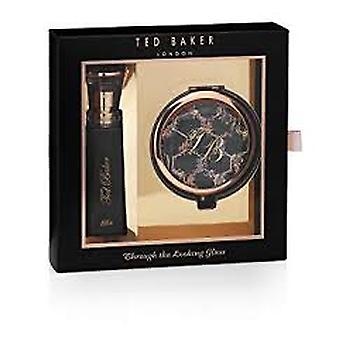 Ted Baker Through The Looking Glass Ella Gift Set 10ml EDT + Compact Mirror