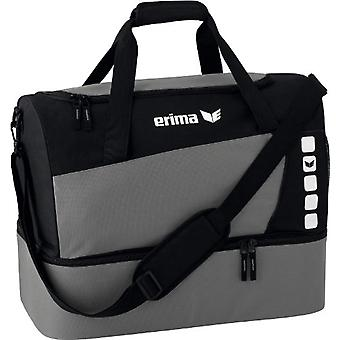 Erima 723339 - Sports Bag with Compartment on Unisex Fund - New Royal/Black - L