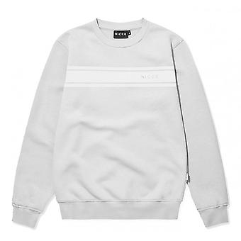 NICCE Grey Reflex Sweater