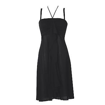 Sunflair 73302-005 Women's Black Beach Dress