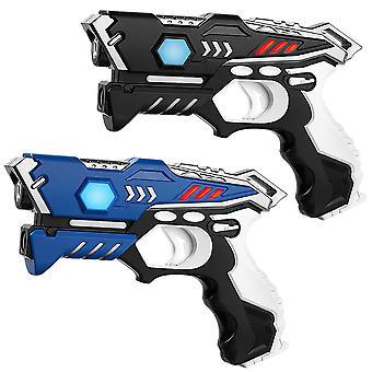 Jeu laser KidsFun Set 2 Pistolets