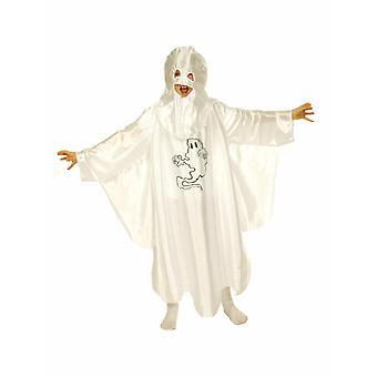Spirit Children's Costume White Carnival Halloween Costume Ghost Kids Carnival Ghost