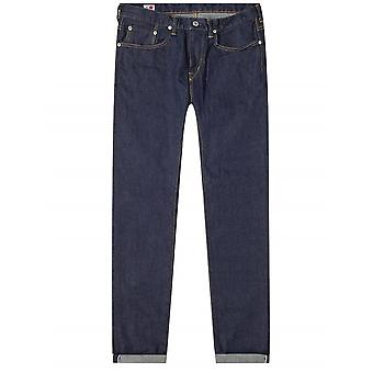Edwin Made In Japan Blue Rinse Slim Tapered Jean