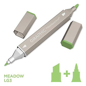 Graphic by Spectrum Noir Single Pens - Meadow