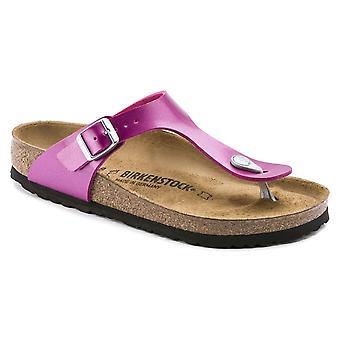 Birkenstock Gizeh BF Sandal 1012979 elektrisk metallic magenta vanlig