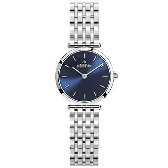 Michel Herbelin 17116-B15 Women's Epsilon Stainless Steel Wristwatch