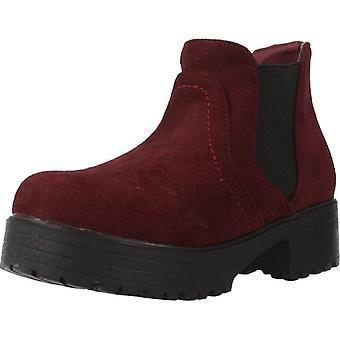 Different Boots 4216 Bordeaux Color