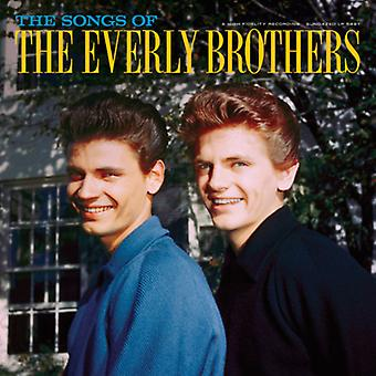 Everly Brothers - Songs of [Vinyl] USA import