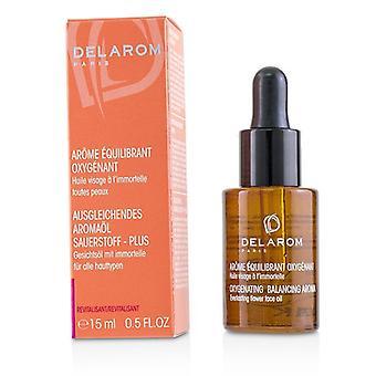 DELAROM Oxygenating Balancing Aroma 15ml/0.5oz