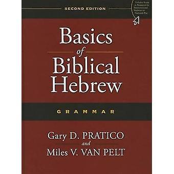 De basis van de bijbelse Hebreeuwse grammatica tweede editie door Gary Davis pratico & Miles V van Pelt