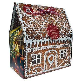Heart & Home Gingerbread House Fragrance Christmas Gift Set