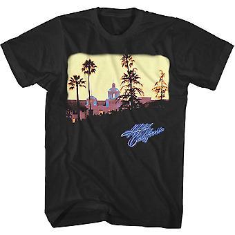 T-shirt officiel de l'hôtel Eagles California Glenn Frey