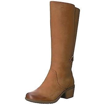 Teva Womens W Foxy Tall Leather Round Toe Knee High Fashion Boots