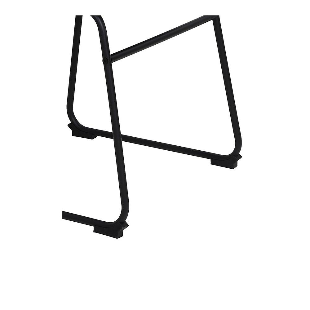 Chaise de salle à manger légère et vivante 45x55x79cm Jeddo Grey