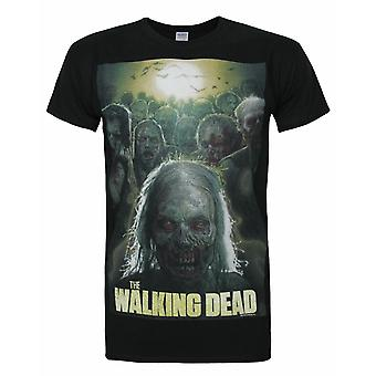 Walking Dead Poster Men's T-Shirt